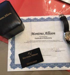 Лимитированная часы Montres Allison