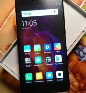 Xiaomi Redmi Note 4 3/32Gb Новый note 4x
