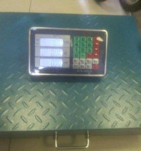 Весы беспроводные 500кг (новые)