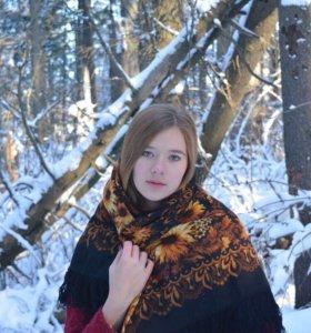 Зимняя  фотосессия!🎅🏻❄️☃️