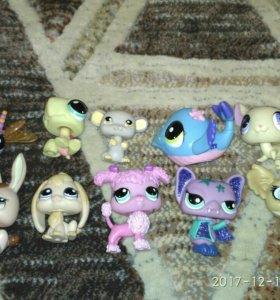 Littlest Pet Shop (LPS)