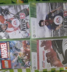 Игры для Xbox 360 лицензионные