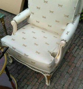 Кресла антикварные пара (Голландия)