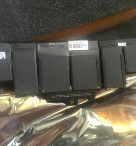 Продам новый аккумулятор на MacBook Pro A1398