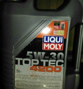 Liqui moly top tec 4200 longlife 3