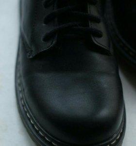 Ботинки осень-зима 36-37