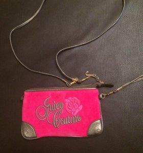 Сумка-кошелёк Juice Couture