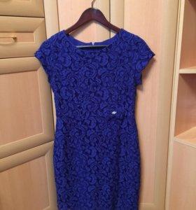 Гипюровое платье 44-46 р
