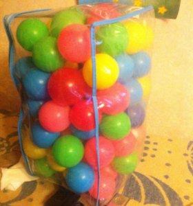 Упаковка шариков