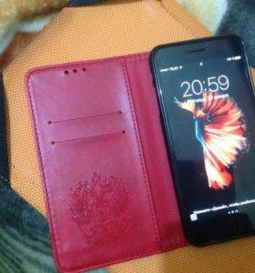 iPhone 7 plus чёрный