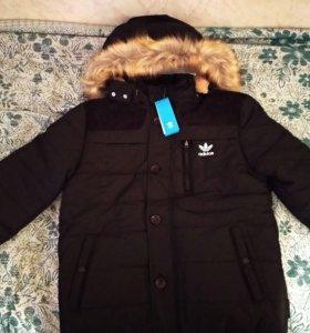 Куртка Adidas(весна)Новая.