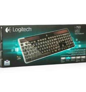 "Клавиатура ""Logitech""К750 Solar."