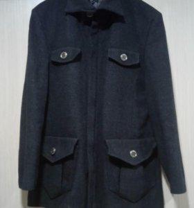 Пальто мужское демисезон 48 размер