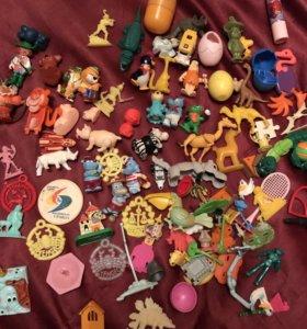 Киндер игрушки Kinder