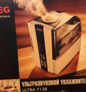 ультразвуковой увлажнитель воздуха AEG