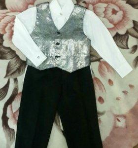 костюм на мальчика