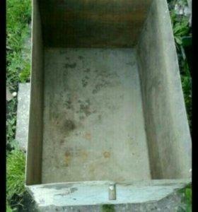 Бак 200 литров для воды, бани, душа.