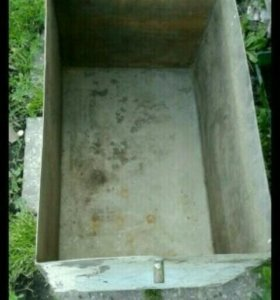 Бак для бани для душа