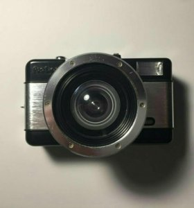 Пленочный фотоаппарат fisheye 2
