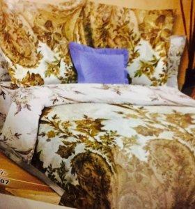 Комплект постельного белья-2спальный