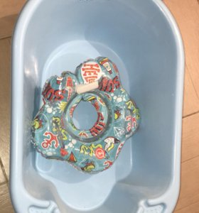 Ванночка с кругом