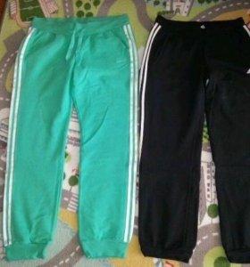 Adidas-новые штаны-m,l