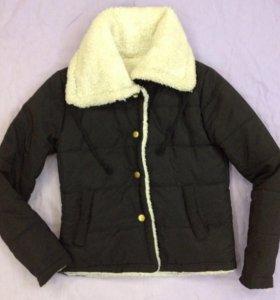 Куртка женская пуховик парка