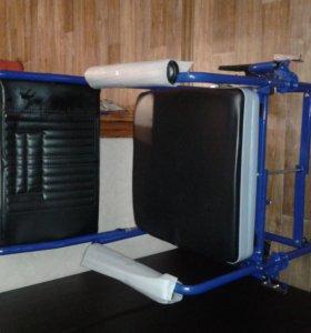 кресло-стул туалетный (санитар -04