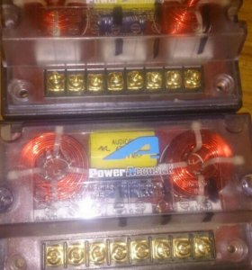 Кроссоверы Power Acoustic