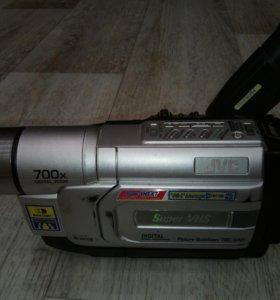Кассетная камера JVC gr-sx24eg