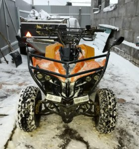 Квадрацикл подростковый ATV MTZ-125S