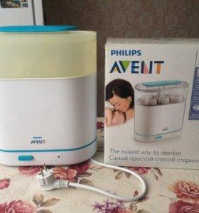 Стерилизатор для бутылочек и сосок Philips Avent
