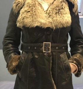 Куртка-дубленка 44р