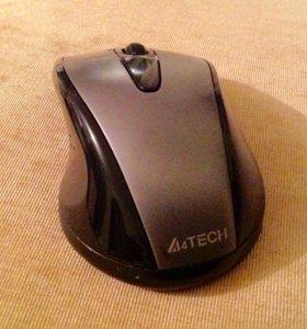 Мышь Безпроводная A4Tech G9-500F