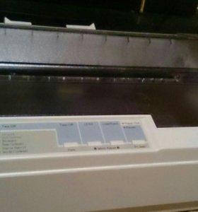 Сканер EPSON lx-300+2