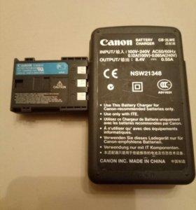 Батарея Canon и зарядка