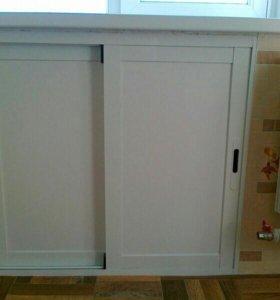 Хрущевский раздвижной холодильник