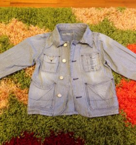 Стильный пиджак GAP 4-5 лет