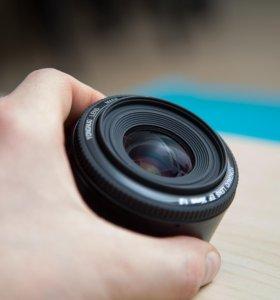 Yongnuo YN 35 f2.0 для canon