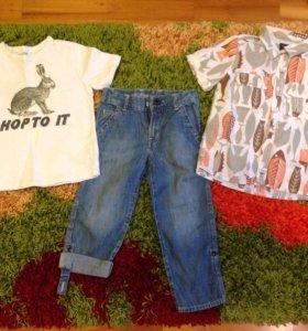 Комплект одежды GAP на 4 года