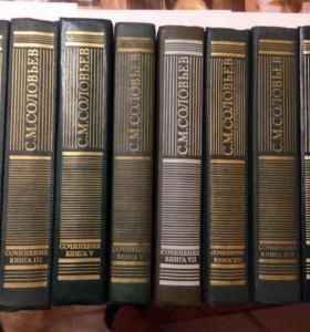 В С Соловьев Собрание сочинений в 18 книгах