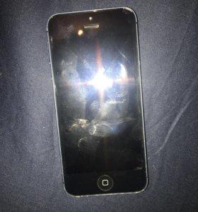 Айфон 5 на 32г
