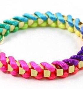 Радужные браслеты 🌈