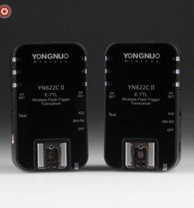 Транссиверы Yongnuo YN-622C II 2штуки (Новый)