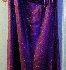 Шикарное вечерние платье!