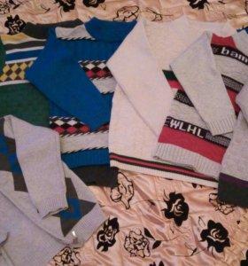 Пуловеры от 2-6лет