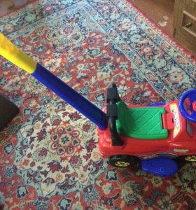Машинка игрушка