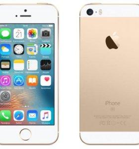 Iphone SЕ 16гб золотой