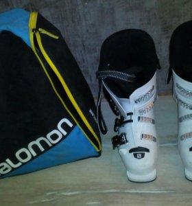 Ботинки для сноуборда SALAMON