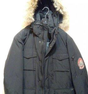 Зимняя куртка. Пуховик.
